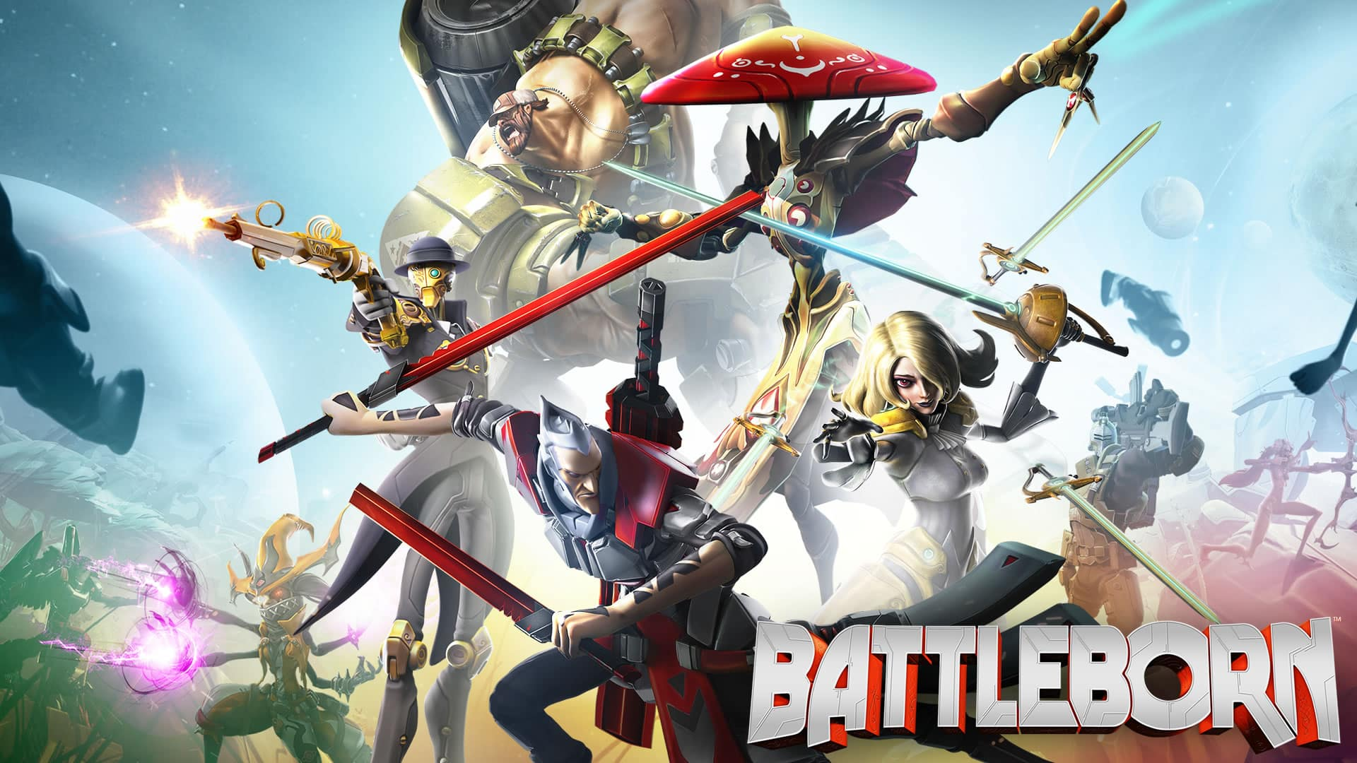 Battleborn la Open Beta è iniziata