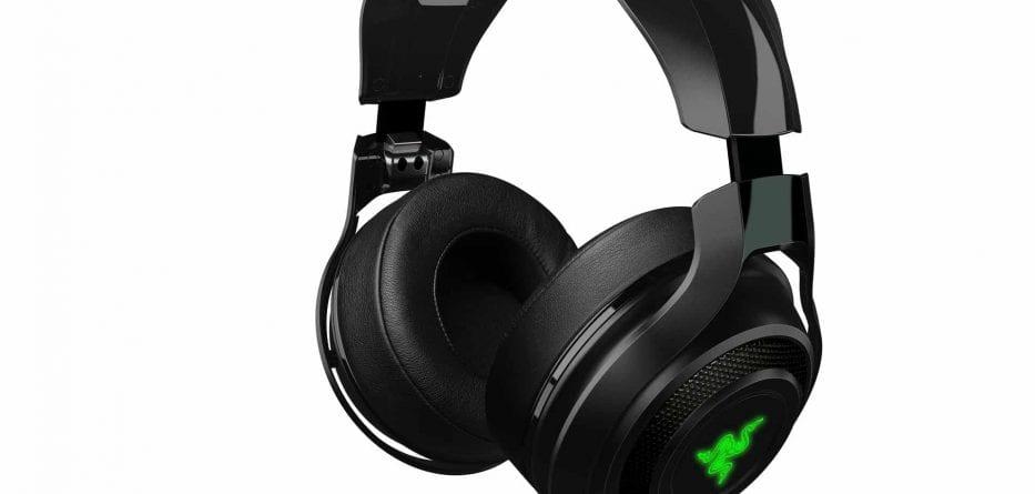Le nuove cuffie wireless Razer ManO'War 2