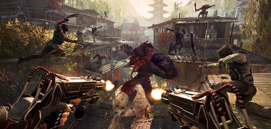 Shadow Warrior 2 - Nuovo Gameplay dal PAX East