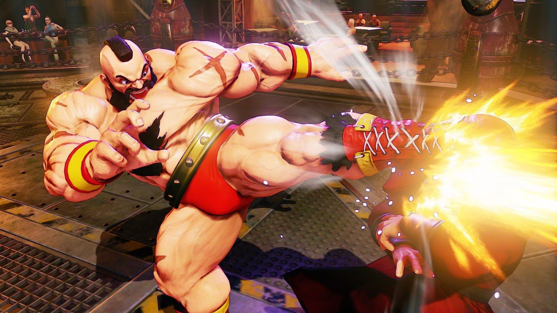 Street Fighter V il gioco non punisce i rage quitters
