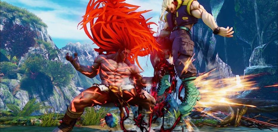 Street Fighter V , un aggiornamento dei server risolve i problemi dell'online