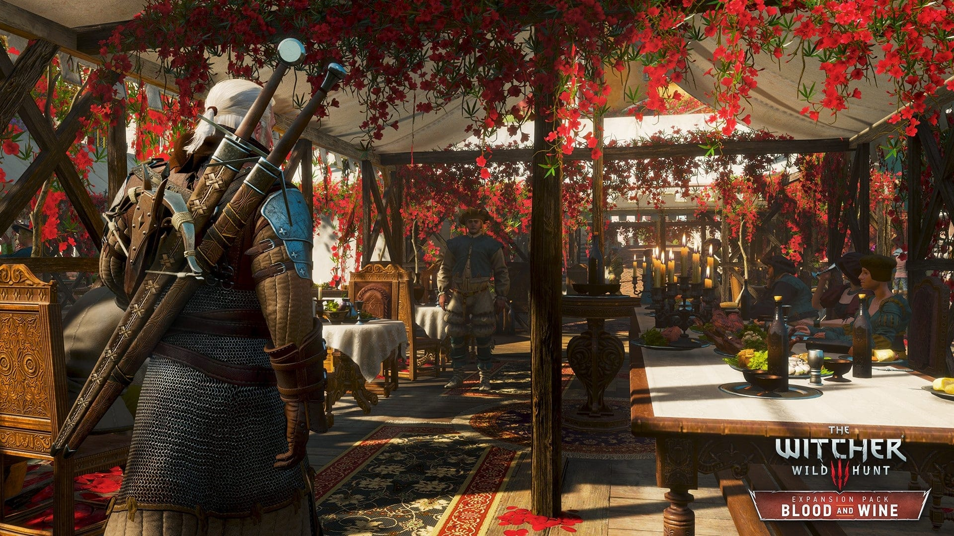 The Witcher 3: Wild Hunt, nuove immagini dell'espansione Blood and Wine 2