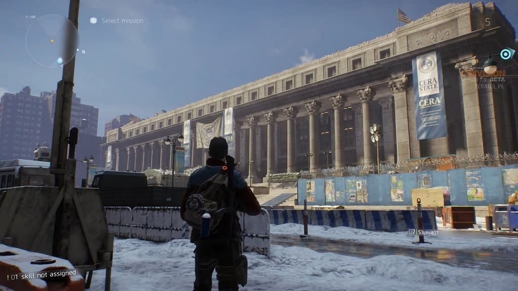 Tom Clancy's The Division, un video confronta la Manhattan del gioco con quella reale