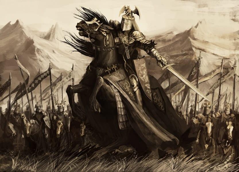 Total War: WARHAMMER – Annunciata la Bretonnia per le Battaglie Personalizzate