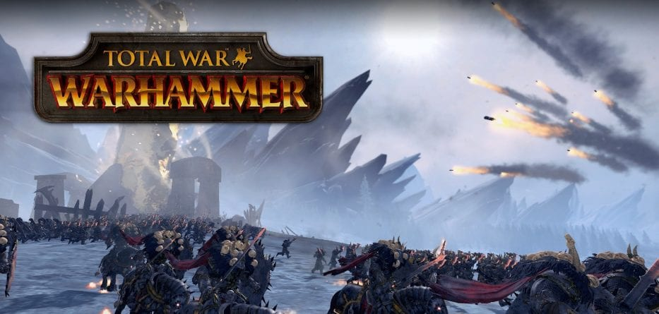 Total War: WARHAMMER – L'impero contro i Chaos Warriors