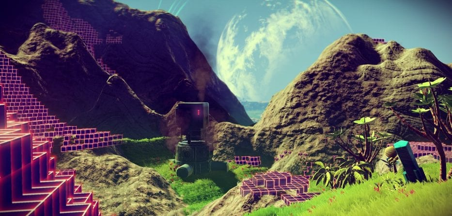 Un nuovo video per No Man's Sky