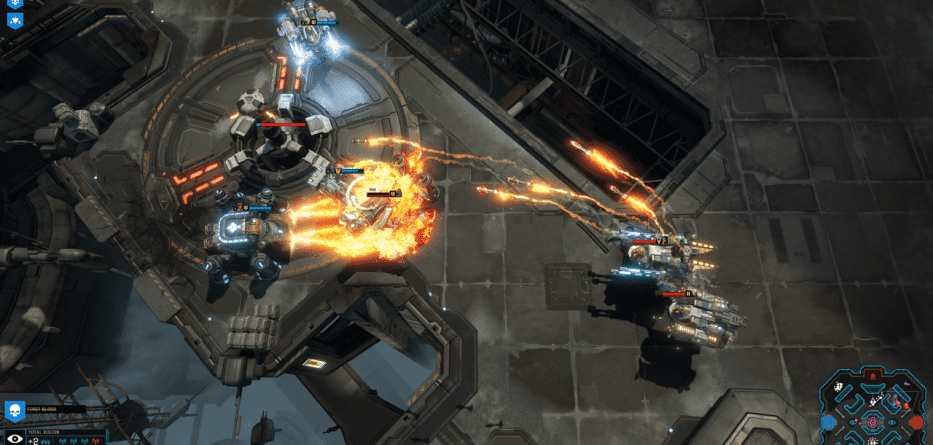 Dropzone un nuovo RTS Free-to-Play