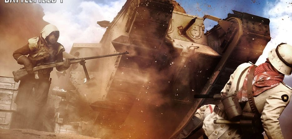 Battlefield 1 avrà una Open Beta