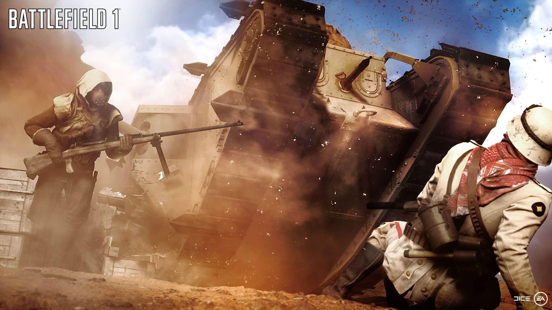 Battlefield 1 avrà una Open Beta