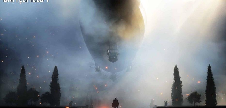 Il nuovo Battlefield si chiamerà Battlefield 1 e arriverà a ottobre 2