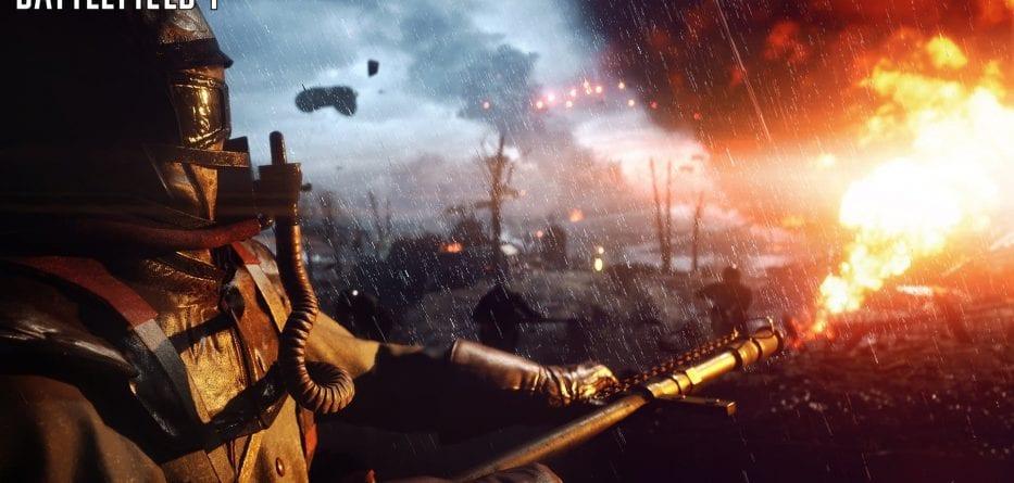 Il nuovo Battlefield si chiamerà Battlefield 1 e arriverà a ottobre 1