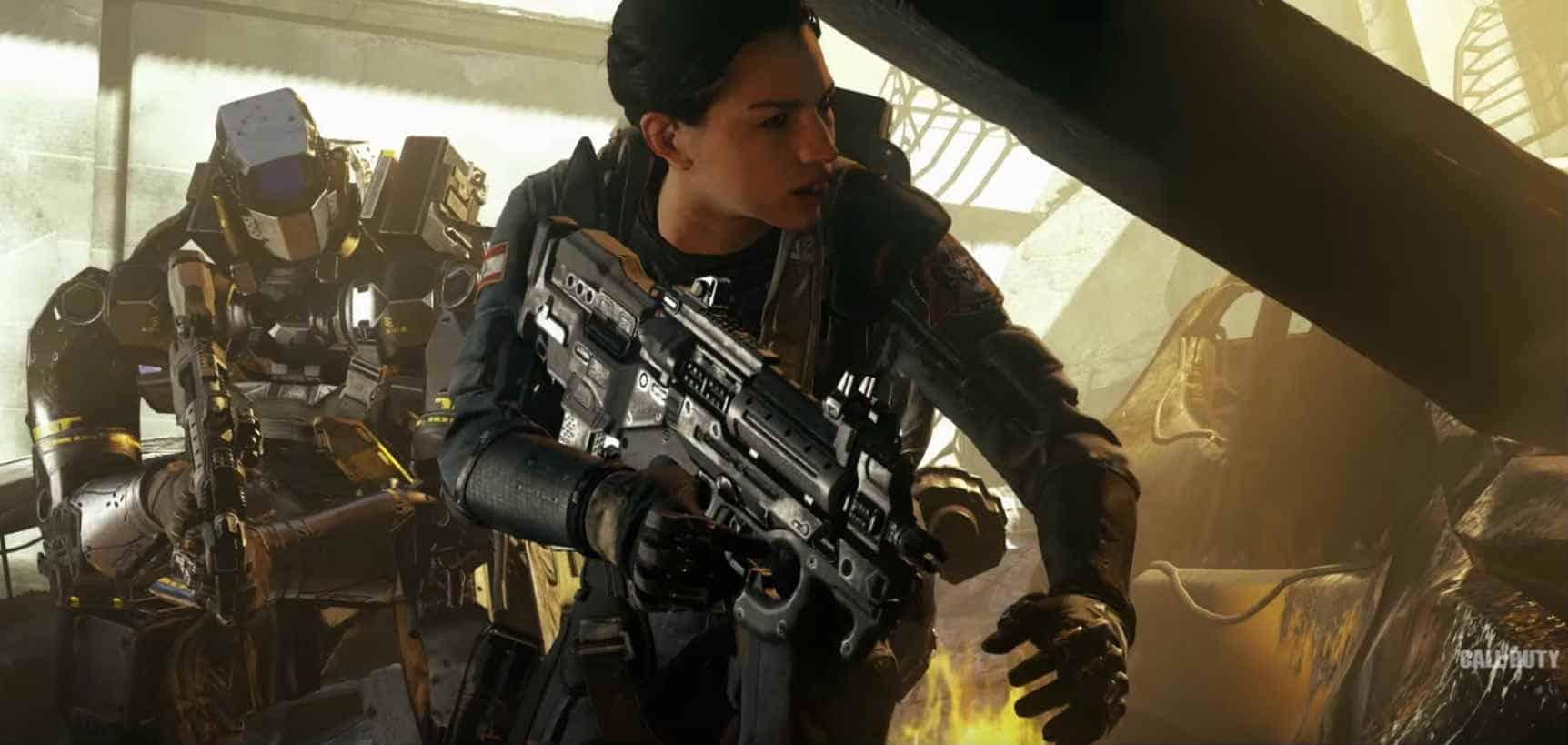 Call of duty: Infinite Warfare, il trailer sembra non piacere ai fan