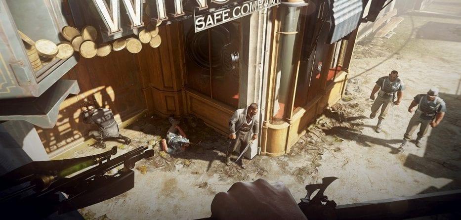 Dishonored 2 , rilasciate delle nuove immagini 11