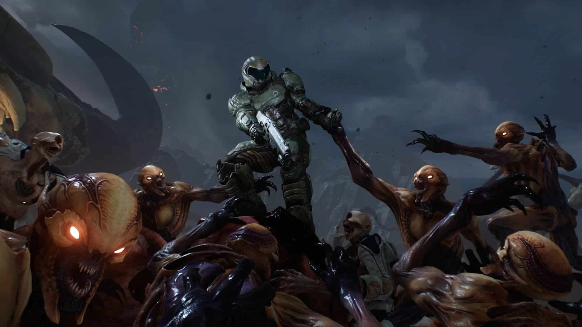 DOOM - Trailer di lancio & Requisiti di Sistema