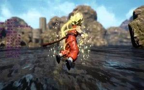 Dragon Ball Unreal, rilasciata una demo del gioco