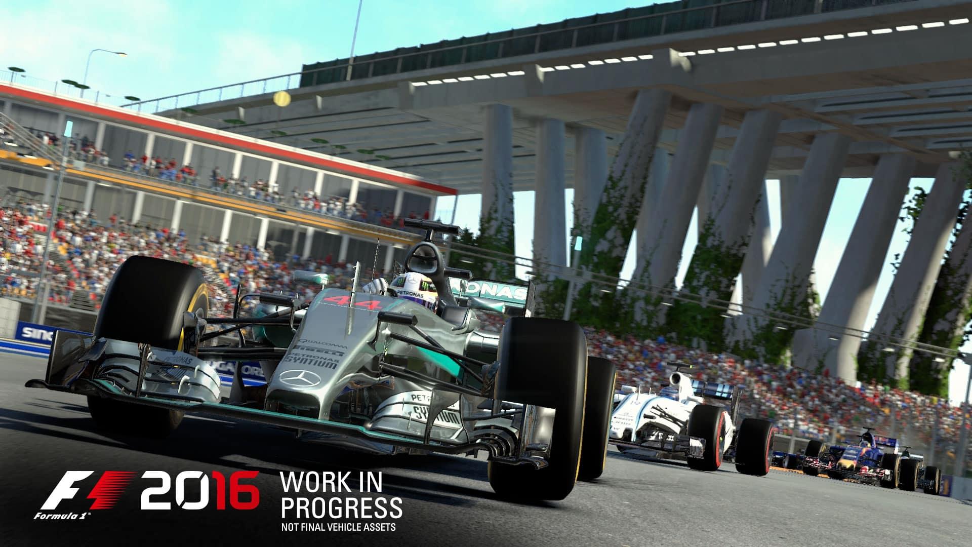 F1 2016 - Annunciate le safety car e il nuovo circuito di Baku 2