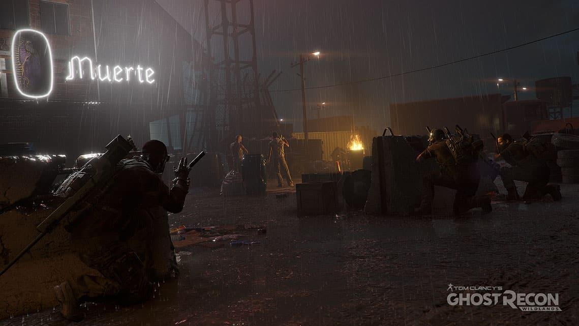 Ubisoft si prepara all'E3 2016 con un nuovo trailer di Tom Clancy's Ghost Recon Wildlands