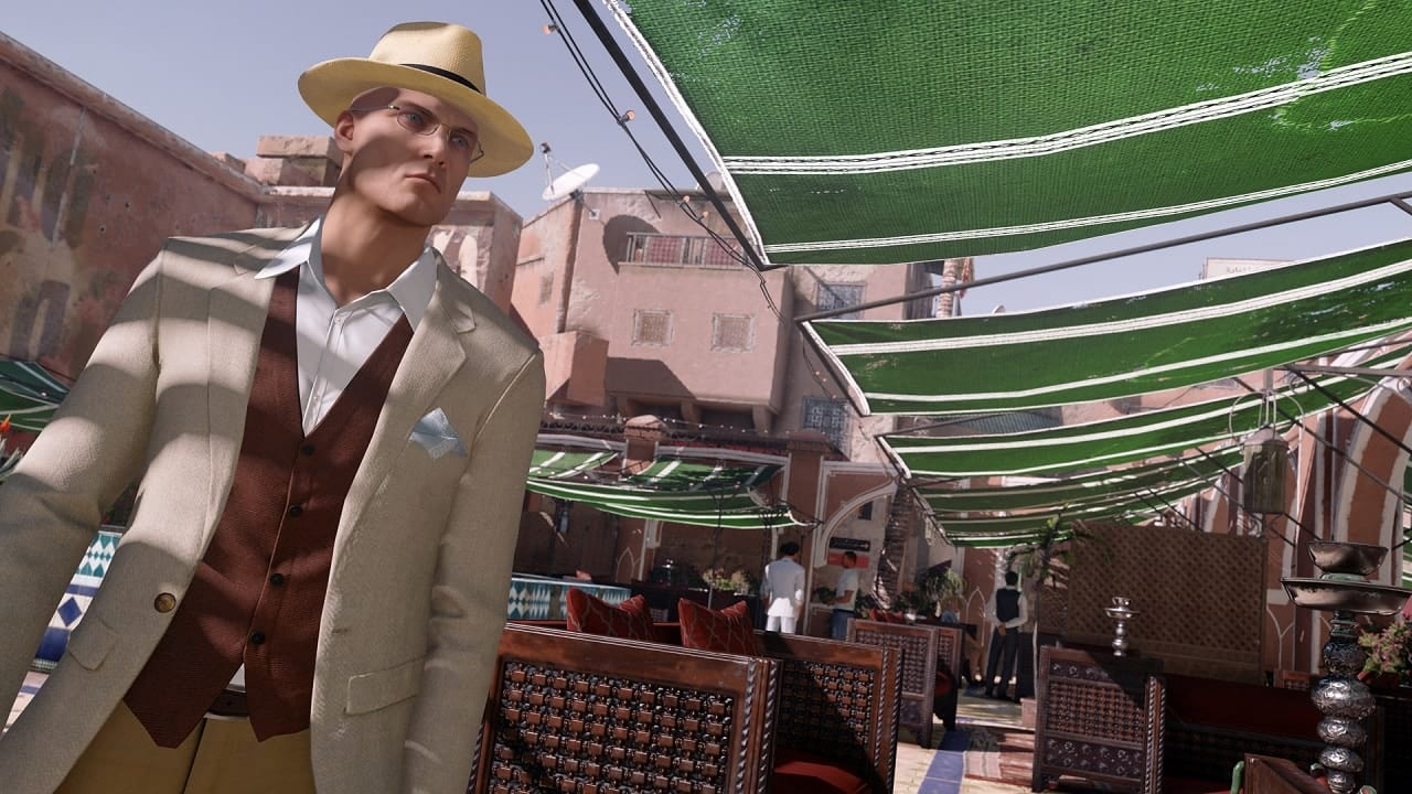 Hitman Episodio 3: Marrakesh, rilasciato un nuovo trailer 3