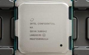 Intel Core Broadwell-E i7-6850K vs Core i7-5820K - I Primi Benchmark 9
