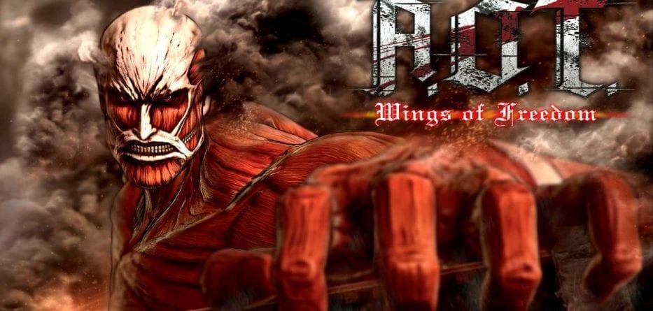 L'Attacco dei Giganti Wings of Freedom, rilasciati dei nuovi trailer che ci mostrano il combat system 9