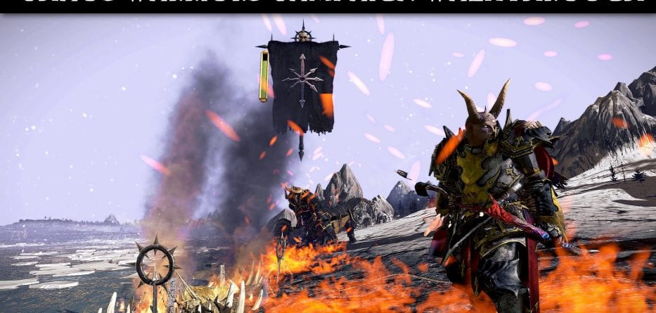 Total War: WARHAMMER – Nuovo video della Campagna Chaos Warriors