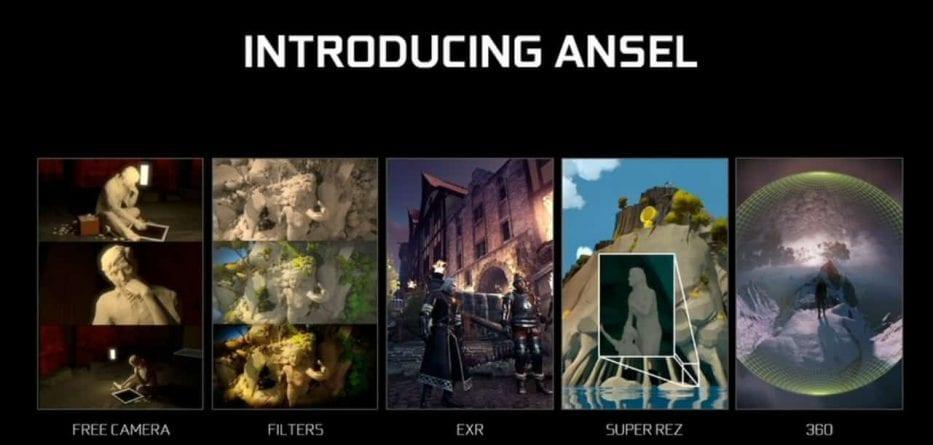 Nvidia annuncia Ansel 4