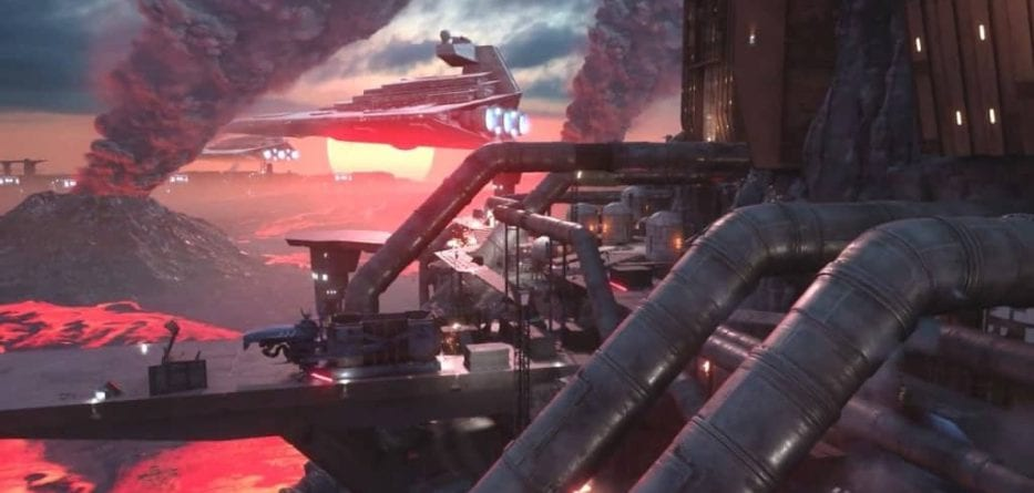 Star Wars Battlefront, il DLC Outer Rim in prova