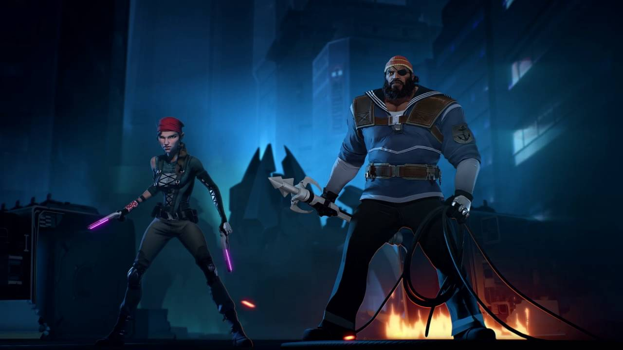 Agents of Mayhem - La nuova IP di Volition, i Creatori di Saints Row