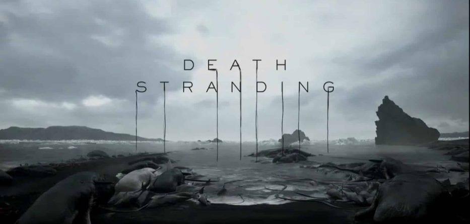 Annunciato il nuovo titolo di Kojima, Death Stranding