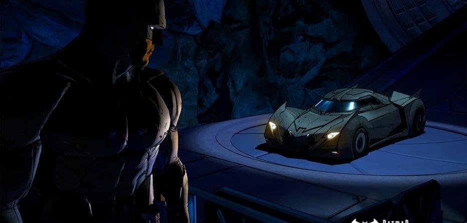 Annunciato Batman - The TellTale Series 1