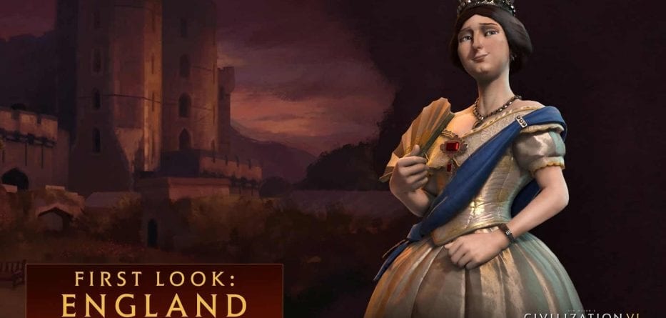 Civilization VI, un primo sguardo all'Inghilterra