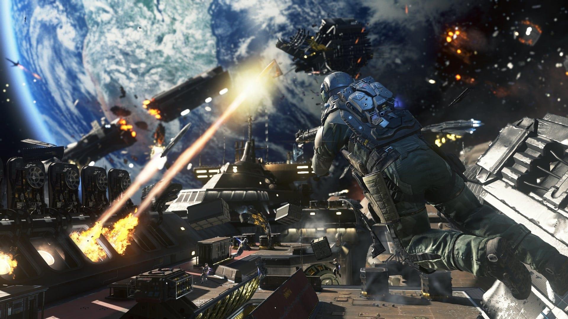 Call of Duty: Infinite Warfare - Gameplay