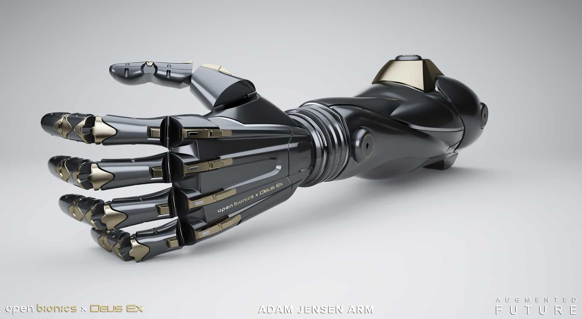Il potenziamento fisico Ispirato a Deus Ex prende vita