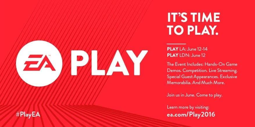 EA Play - Orari conferenza stampa
