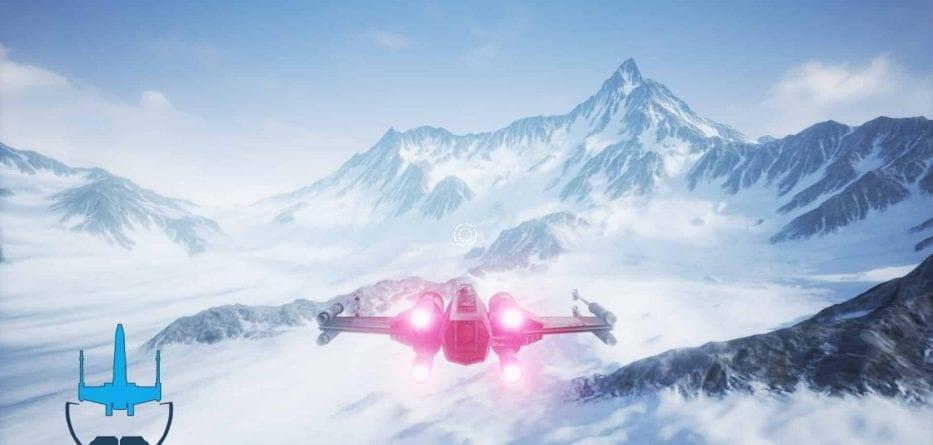 Il fan remake di Star Wars Battlefront III arriva su Steam 1