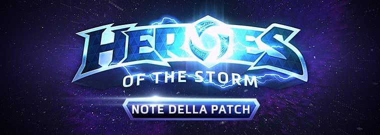 Heroes of the Storm: Nuovo eroe e patch per il Nexus