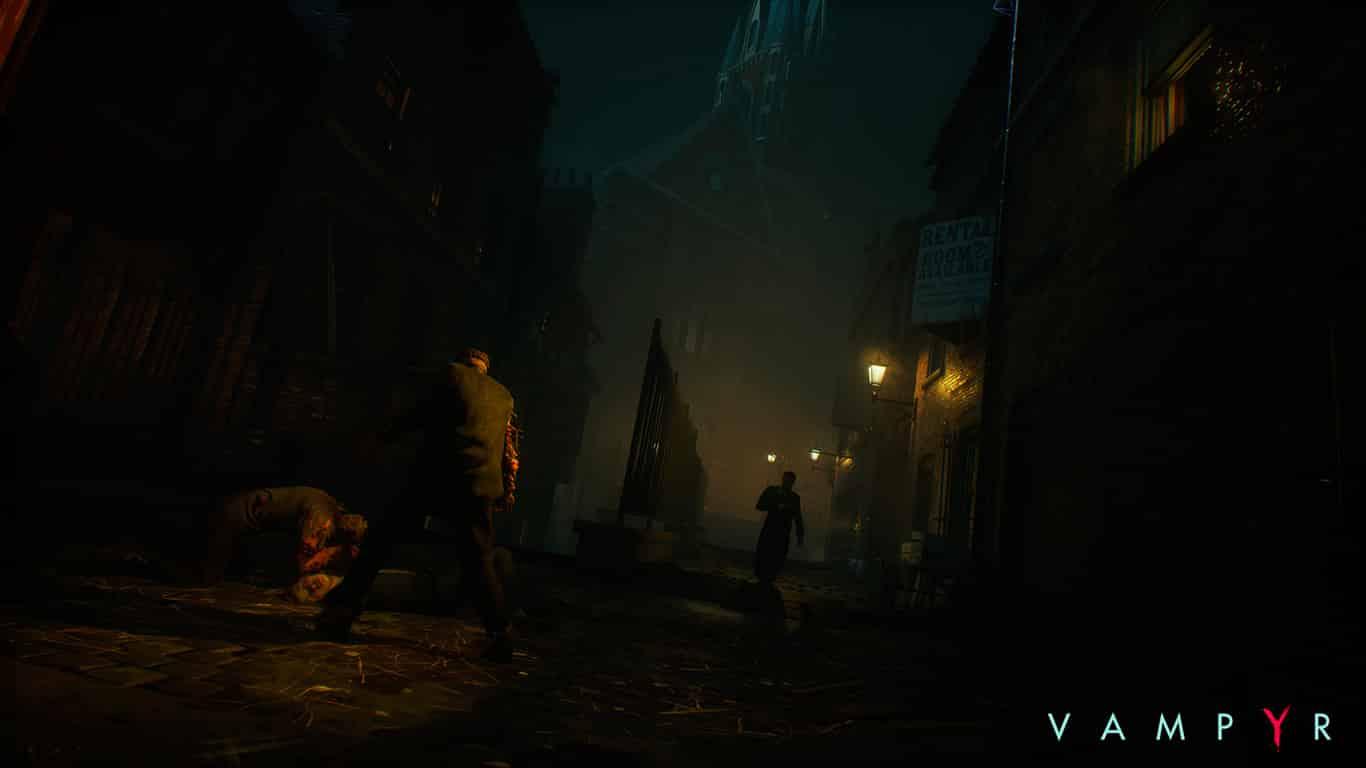 Trapelato il trailer di Vampyr