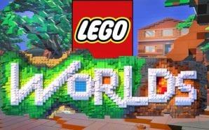 Lego Worlds: multiplayer finalmente disponibile