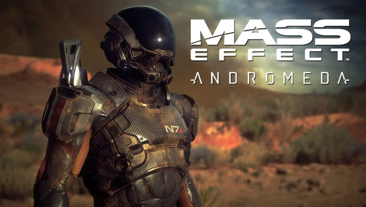 Mass Effect: Andromeda in video durante l'EA Play