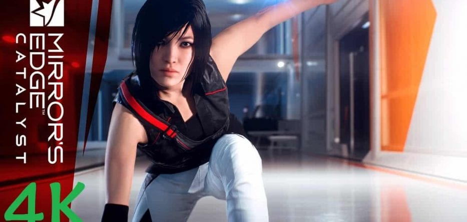Mirror's Edge Catalyst - Galleria 4K 20
