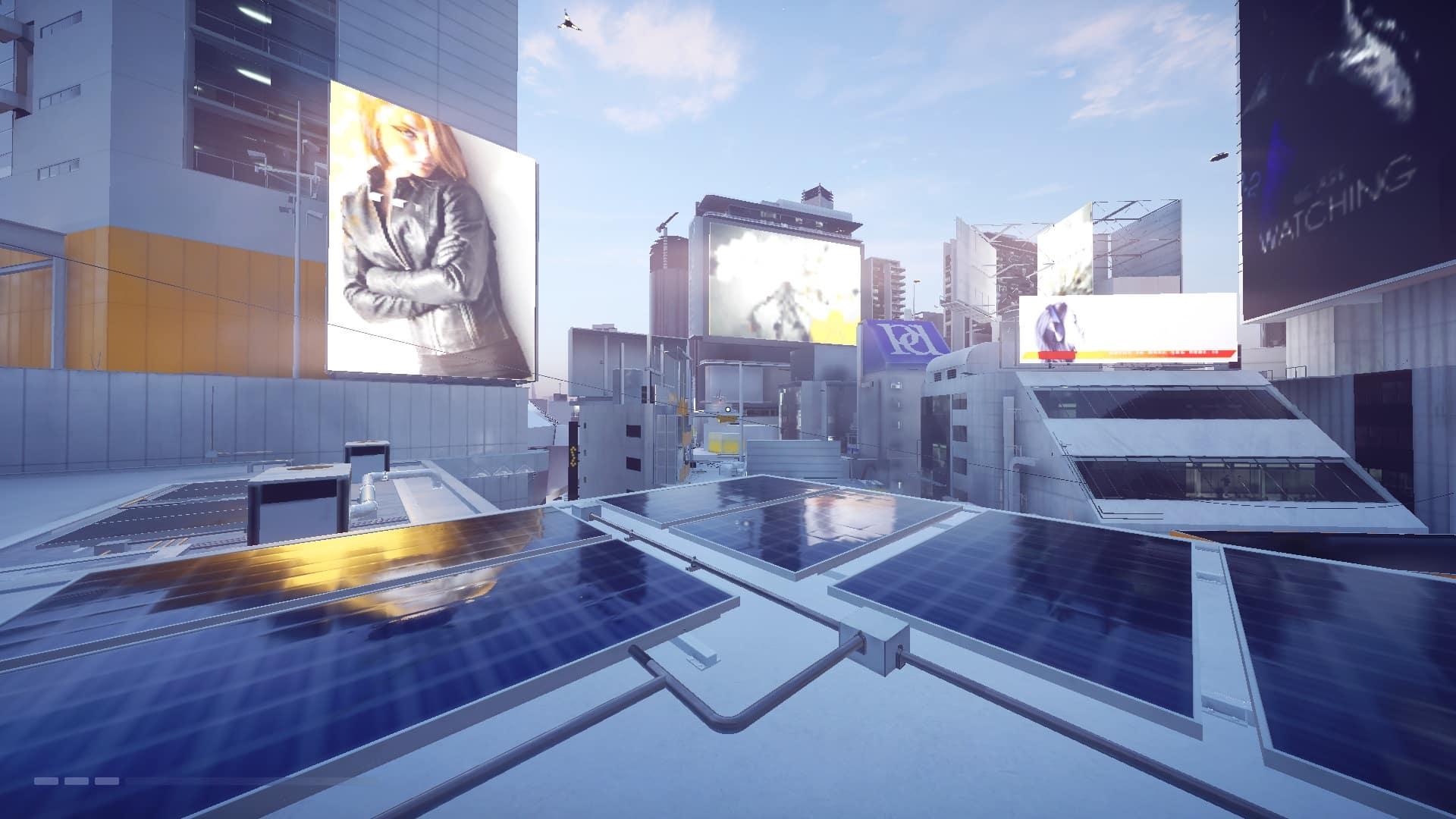 pc gaming.it mirrorsedgecatalyst quanlita l 3 - Mirror's Edge Catalyst - Recensione