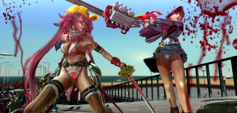 Onechanbara Z2: Chaos - Disponibile su Steam