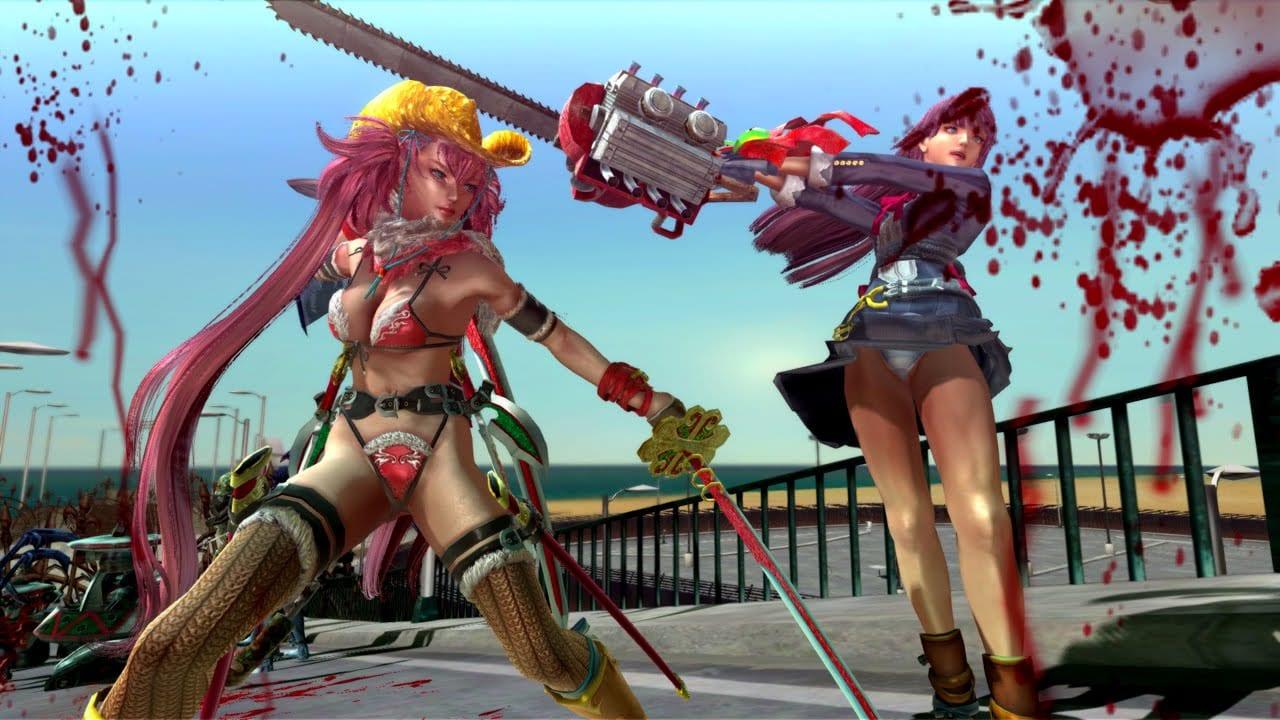 Onechanbara Z2: Chaos - Disponibile su Steam