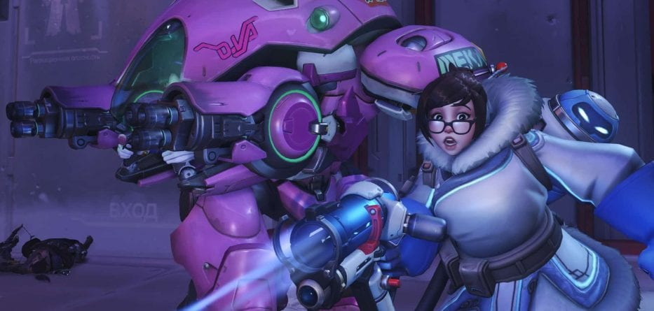 Overwatch - Disponibile la modalità competitiva