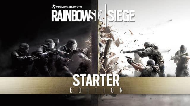 Rainbow Six Seige: Starter Edition a 14,99€