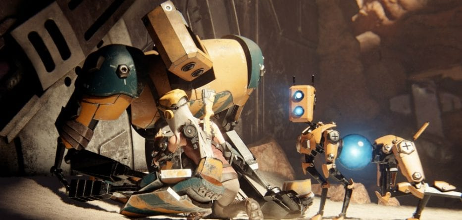 ReCore - Nuovo video gameplay dall'E3