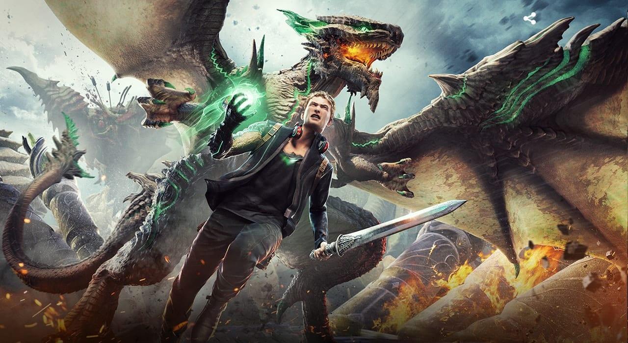 Scalebound confermata la versione PC - Rilasciato un nuovo gameplay