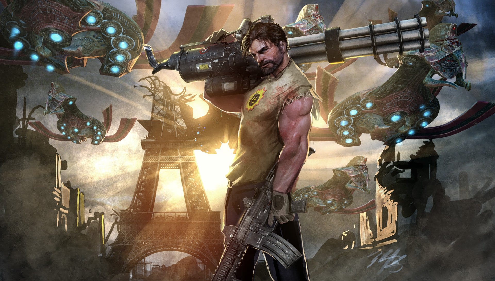 Serious Sam 4 all'E3 2016? 1