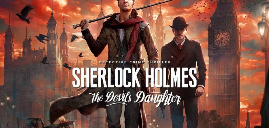 Sherlock Holmes: The Devil's Daughter,rilasciate nuove immagini 5