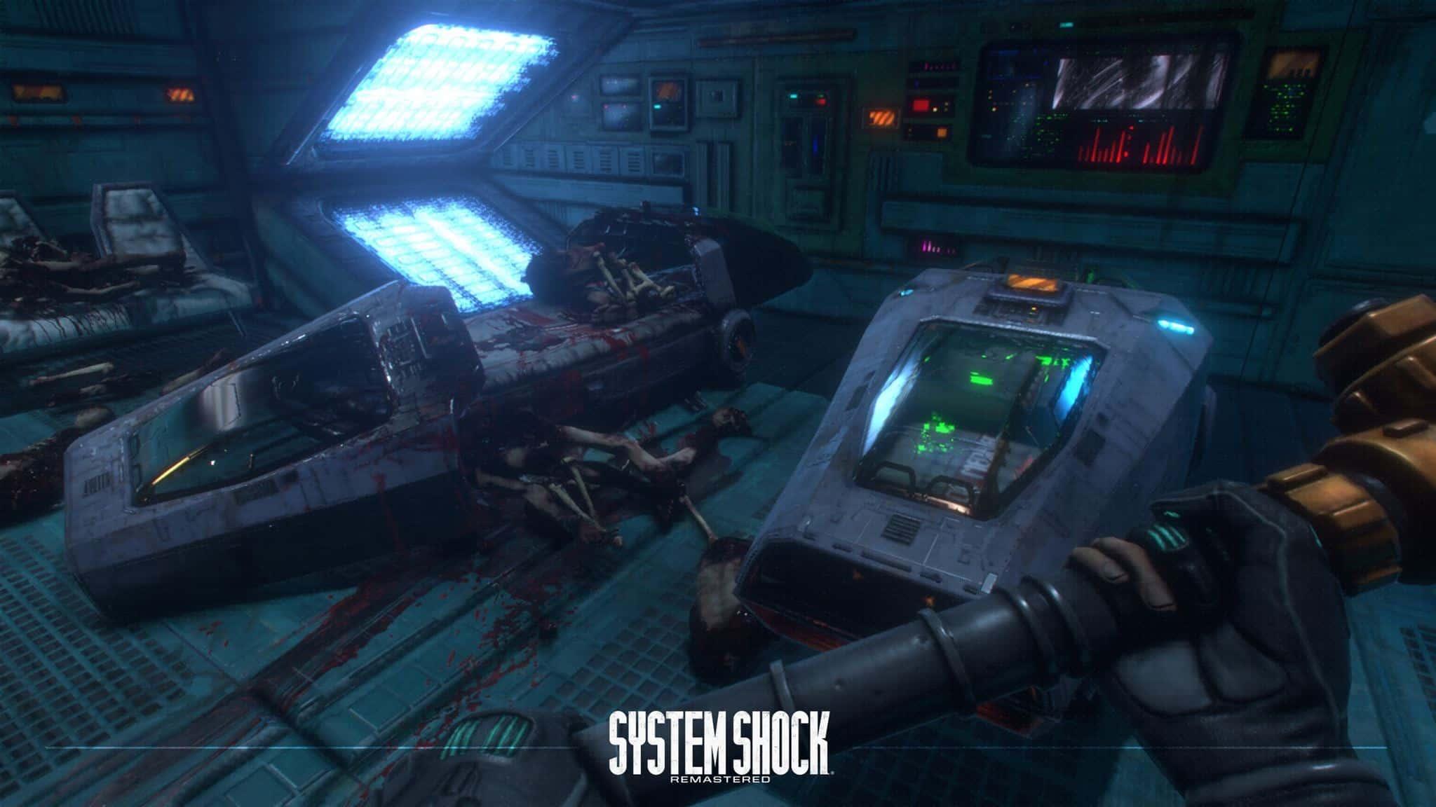 System Shock Reboot - Requisiti di Sistema